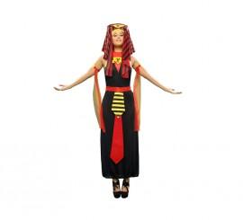 Disfraz de Egipcia para mujer. Talla M-L