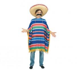 Disfraz barato de Mejicano hombre para Carnaval