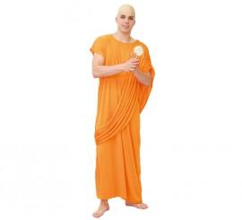 Disfraz barato Hare Krishna hombre para Carnaval