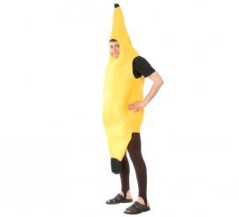Disfraz de Plátano para hombre