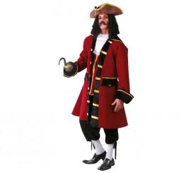 Disfraz de Pirata Garfio para hombre
