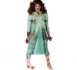 Disfraz de niña Poseída para Adultos de Halloween