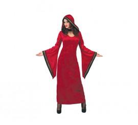 Disfraz de Beherit para Halloween de mujer