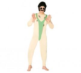 Disfraz de Bikini Man para hombre