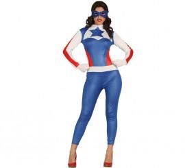 Disfraz de Super Star para Mujer en varias tallas