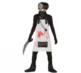 Disfraz para niños de Doctor Sangriento