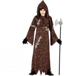 Disfraz de Señor del Mal en varias tallas para niños