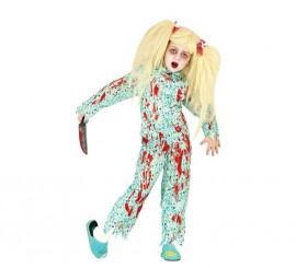Disfraz de niña Poseída para Halloween