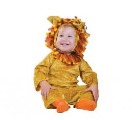 Disfraz de Leoncito para Bebés