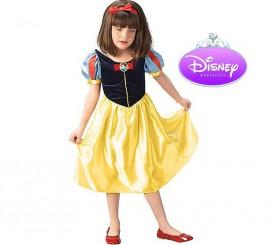 Disfraz Blancanieves Disney Classic 7-8 años niñas