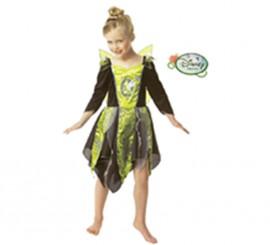 Disfraz de Campanilla niñas para Halloween