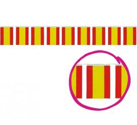 Bolsa de 50 mts. Bandera de España de Plástico