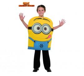 Disfraz de Dave Minion en Foam para Niños. Disponible