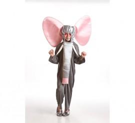 Disfraz para niños de Elefante Gris
