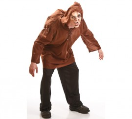 Disfraz de El Jorobado para hombre