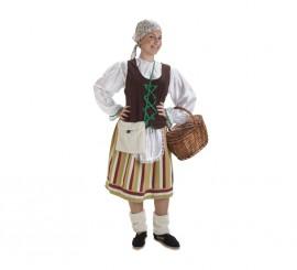 Disfraz de Pastora o Pastorcita para mujer