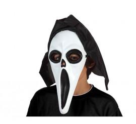 Máscara de Scream de 20 cm. para Halloween