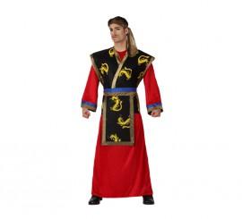 Disfraz de Samurai para hombre talla M-L