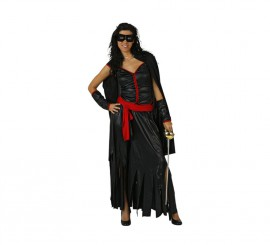 Disfraz de Heroina para mujer