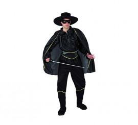 Disfraz de Bandido para hombre talla M-L
