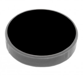 Maquillaje al agua de color negro envase de 60 ml