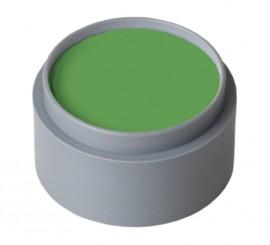 Maquillaje al agua 15 ml. color verde vivo