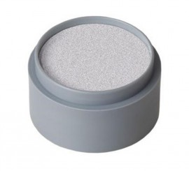 Maquillaje al agua 15 ml. color plata perla