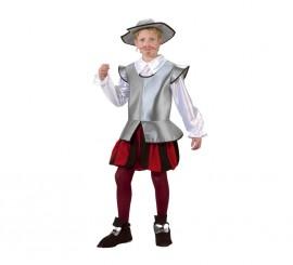 Disfraz de Don Quijote para niño