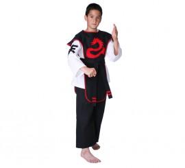 Disfraz de Samurai para niño (varias tallas)