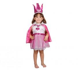 Disfraz de Princesa Fantasía niña