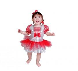 Disfraz de Cabaretera 18 meses bebé para Carnaval