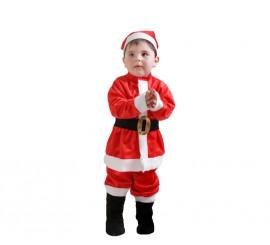 Disfraz de Papa Noel bebé 18 meses para Navidad