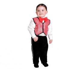 Disfraz de Cabaretero bebé 18 meses para Carnaval