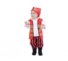 Disfraz de Pirata niño 18 meses bebé