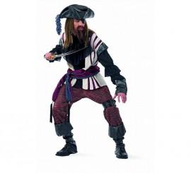 Disfraz de Pirata Corsario Extralujo para hombre