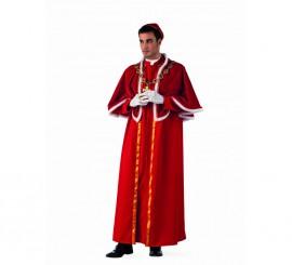 Disfraz de Papa Borgia Extraluxe para hombre