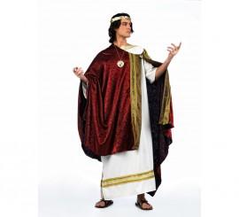 Disfraz de Pretor de Roma Deluxe para hombre