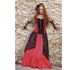 Disfraz de Gótica Maruxa Superdeluxe para mujer