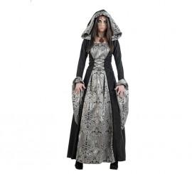 Disfraz Dama Gótica Cassandra para Mujer varias Tallas