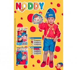 Disfraz de Noddy lujo para niño (varias tallas)