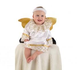 Disfraz de Angelito bebé Navidad