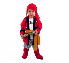 Disfraz Pirata Bucanero para niño