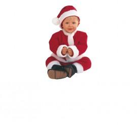 Disfraz de Papa Noel bebés