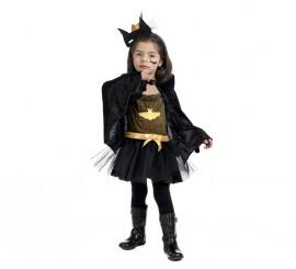 Disfraz Bad Girl para Niña en varias Tallas