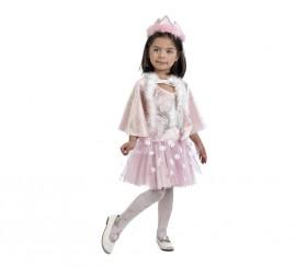 Disfraz Princesa Margaritas Deluxe para niña