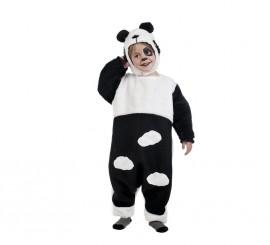 Disfraz de Peluche Oso Panda Infantil