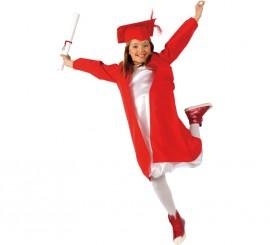 Disfraz de Musical Graduación niña