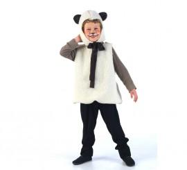 Disfraz de Ovejita Deluxe para niños