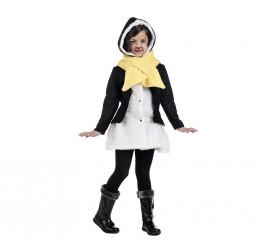 Disfraz de Pingüino para Niña