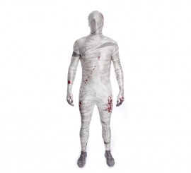 Disfraz MORPHSUIT modelo Momia en varias tallas de adultos